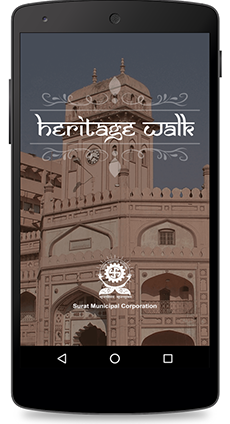 Heritage Walk - AndroidApp Image