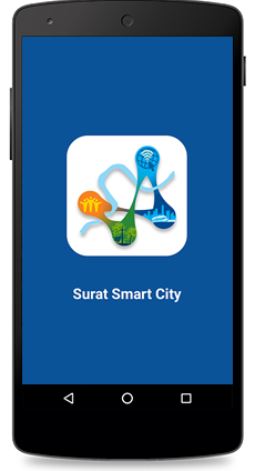 Surat Smart City - AndroidApp Image