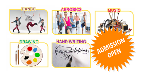 Performing Art Center - Admission Open