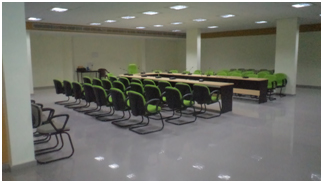 Auditorium and Conference Hall