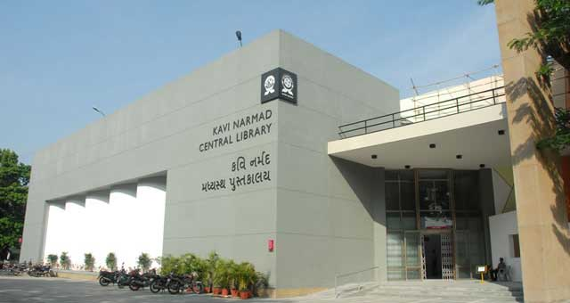 Kavi Narmad Central Library (After Revitalization)